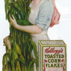 Kellogg's Corn Flakes Sign