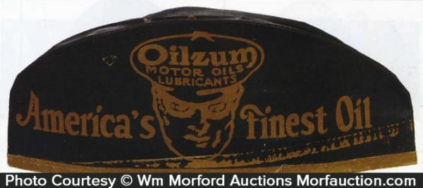 Oilzum Motor Oil Hat