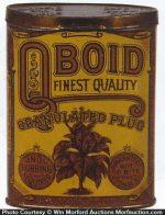 Qboid Finest Tobacco Tin