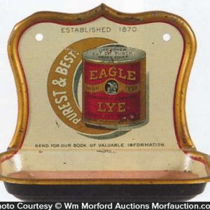 Eagle Lye Soap Dish
