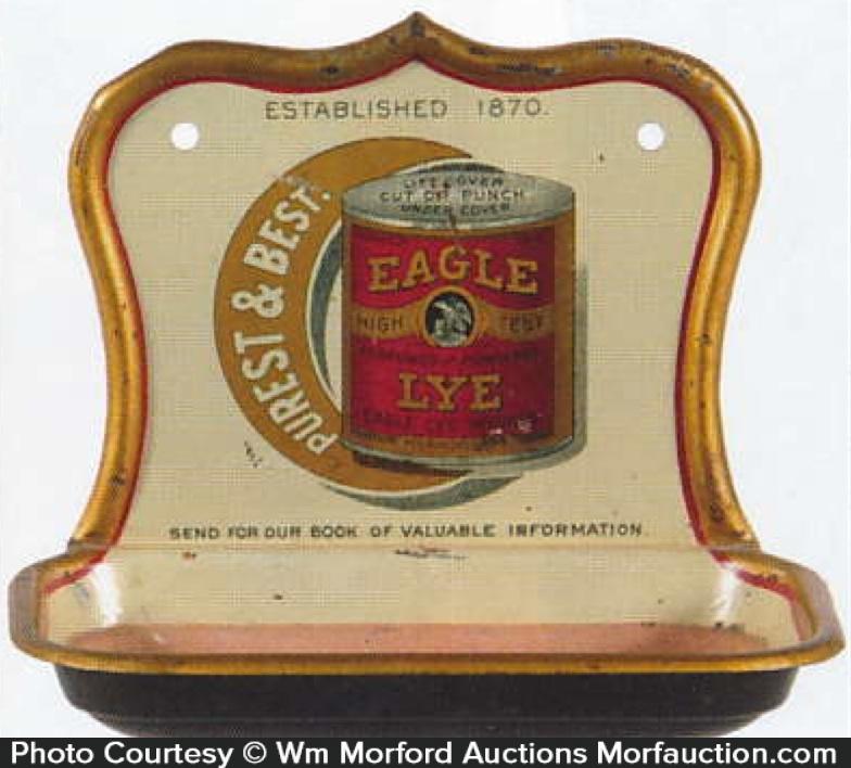Eagle Lye Soap Dish