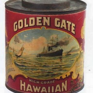 Golden Gate Hawaiian Coffee Can