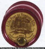 Dupont De Nemours Rifle Powder Keg