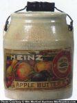 Heinz Apple Butter Crock
