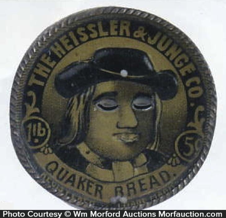 Quaker Bread Puzzle Game Mirror