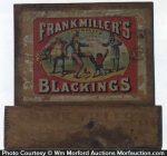 Frank Miller's Blacking Display Box