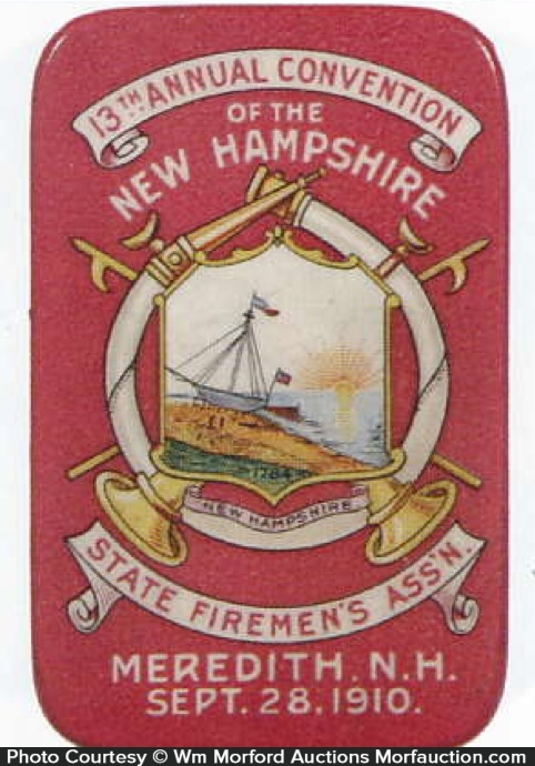 New Hampshire Firemen's Mirror