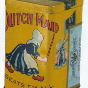 Dutch Maid Cigar Tin