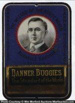 Banner Buggies Match Holder