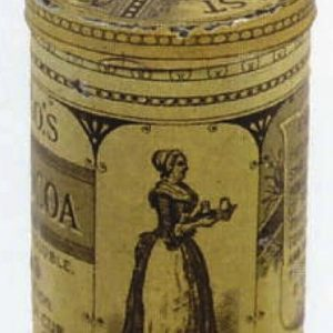 Bakers Cocoa Sample Tin