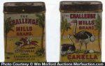Challenge Mills Spice Tin
