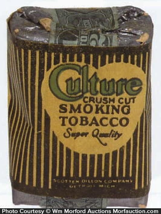Culture Tobacco Sample Pack