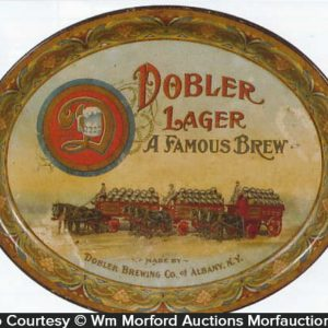 Dobler Lager Beer Tray