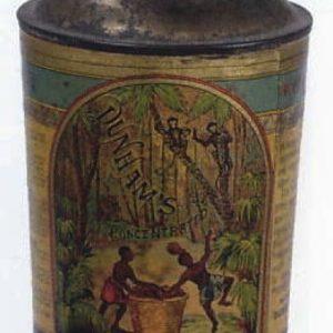 Dunham's Cocoanut Tin