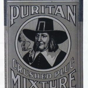 Puritan Mixture Pocket Tobacco Tin