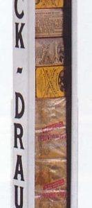Black Draught Display Rack