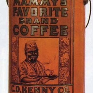 Mammy's Favorite Coffee Pail