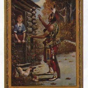 Round Oak Doe-Wah-Jack Calendar