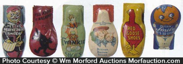 Vintage Clicker Toys