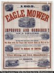 Eagle Mower Sign