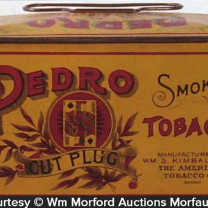 Pedro Smoking Tobacco Tin