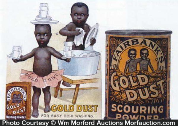Gold Dust Advertisements