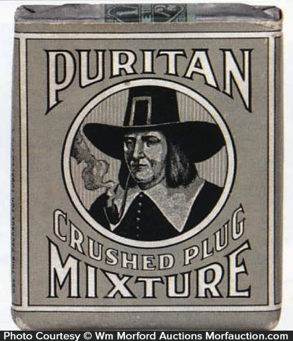 Puritan Mixture Tobacco Pack