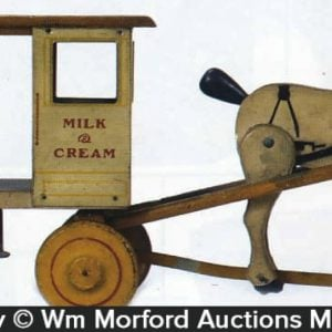 Borden's Milk Wagon Toy