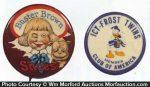 Vintage Comic Pins