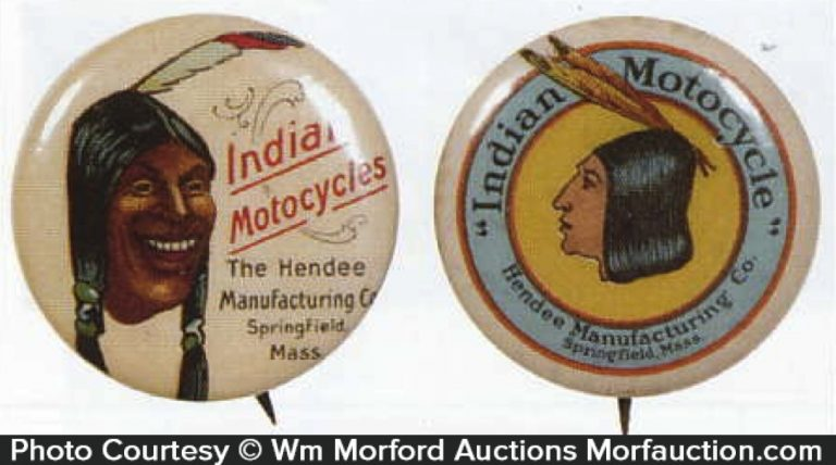 Indian Motorcycle Pins