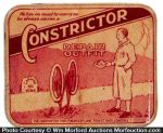 Constrictor Bicycle Repair Tin