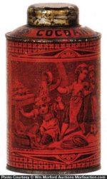 Schepp's Cocoanut Tin