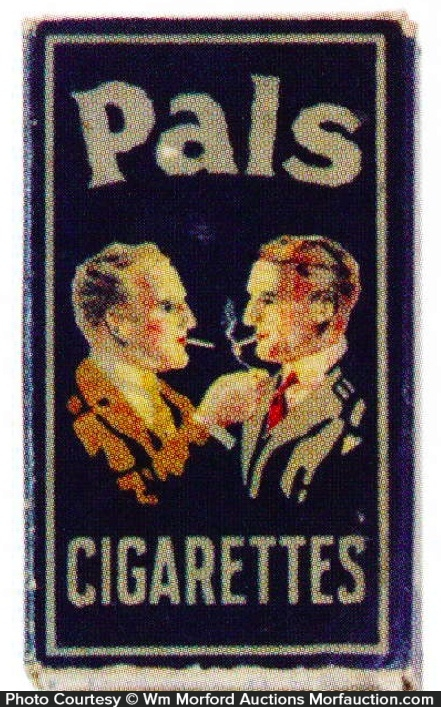 Pals Cigarette Box