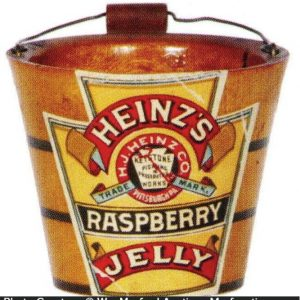 Heinz Raspberry Jelly Bucket Sample