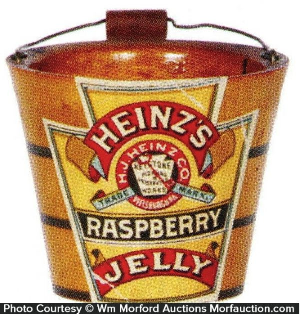 Heinz Raspberry Jelly Bucket Sample