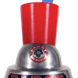 Pabst Brewery Foam Scraper Set