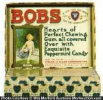 Bob's Gum Display Box