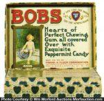 Bob's Gum Display Box