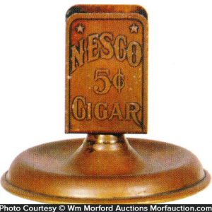 Desco Cigars Match Holder