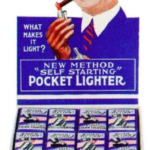 New Method Pocket Lighter Display