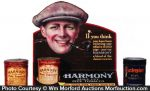 Harmony Pipe Tobacco Display