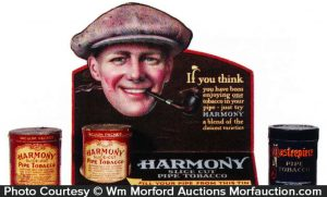 Harmony Pipe Tobacco Display