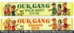 Our Gang Gum Sticks