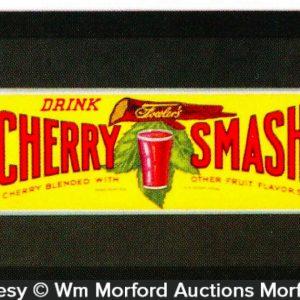 Cherry Smash Labels