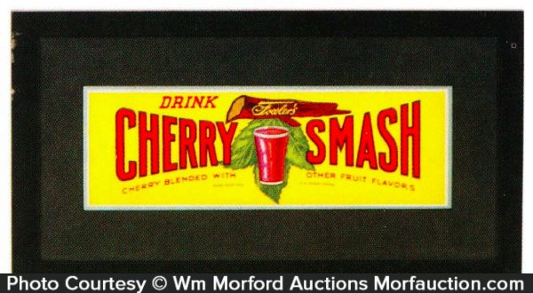 Cherry Smash Labels