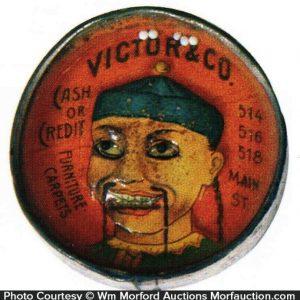 Victor Puzzle Pocket Mirror