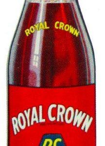 Royal Crown Soda Bottle Sign