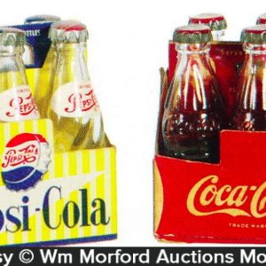 Miniature Soda Six Packs