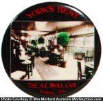 Yorks Best Cafe Mirror