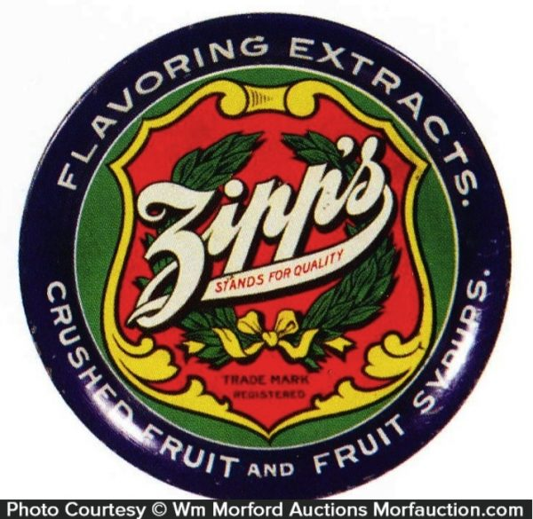 Zipp's Fruit Syrup Tip Tray